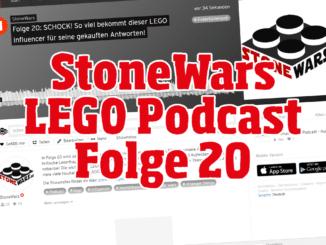 StoneWars LEGO Podcast Folge 20