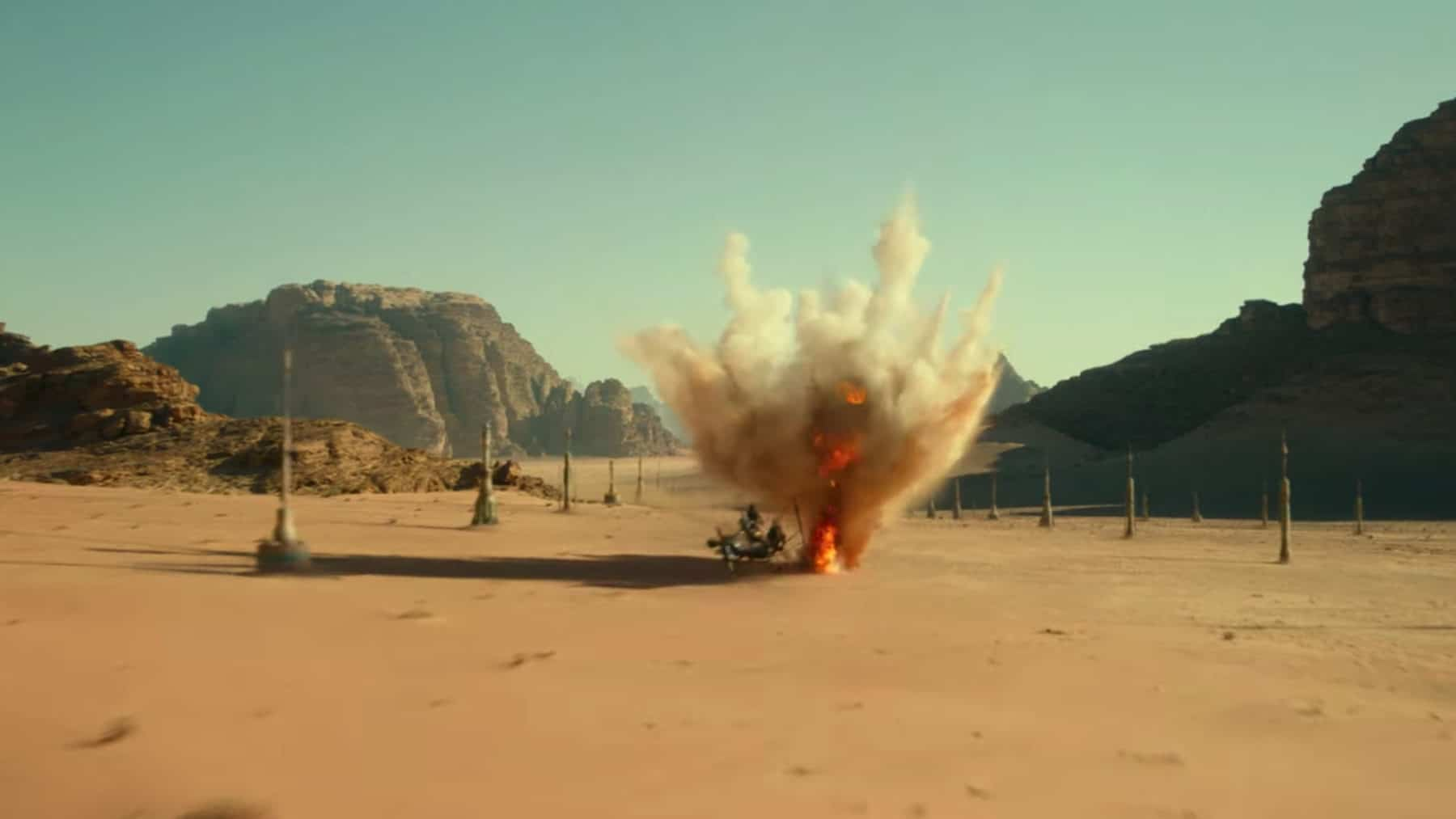 Star Wars Episode IX: Neuer Desert Skiff?