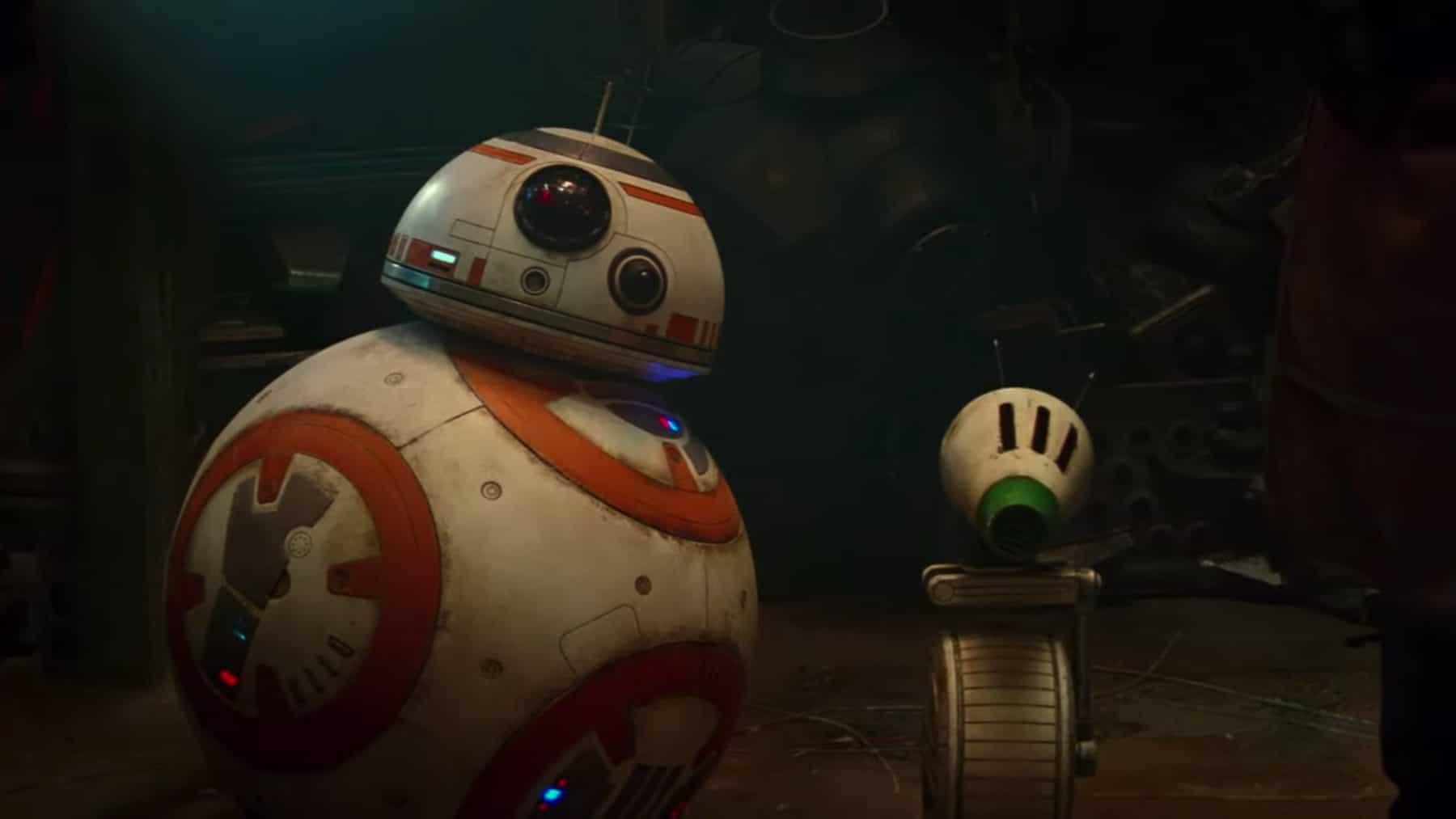 Star Wars Episode IX: Ein neuer Droide
