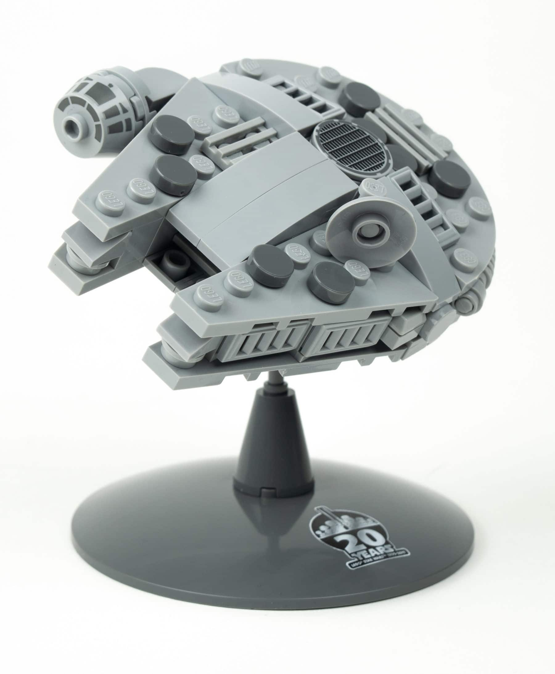 20 Jahre LEGO Star Wars Millennium Falcon