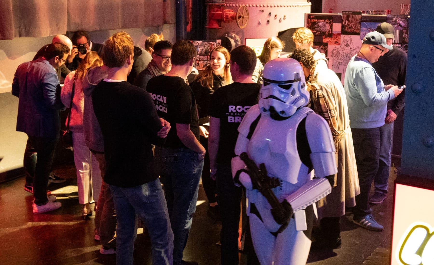 20 Jahre LEGO Star Wars Event in München