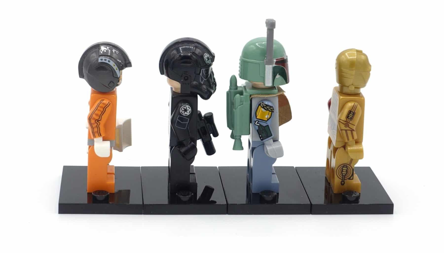 Bedruckte Arme bei LEGO Star Wars Minifiguren