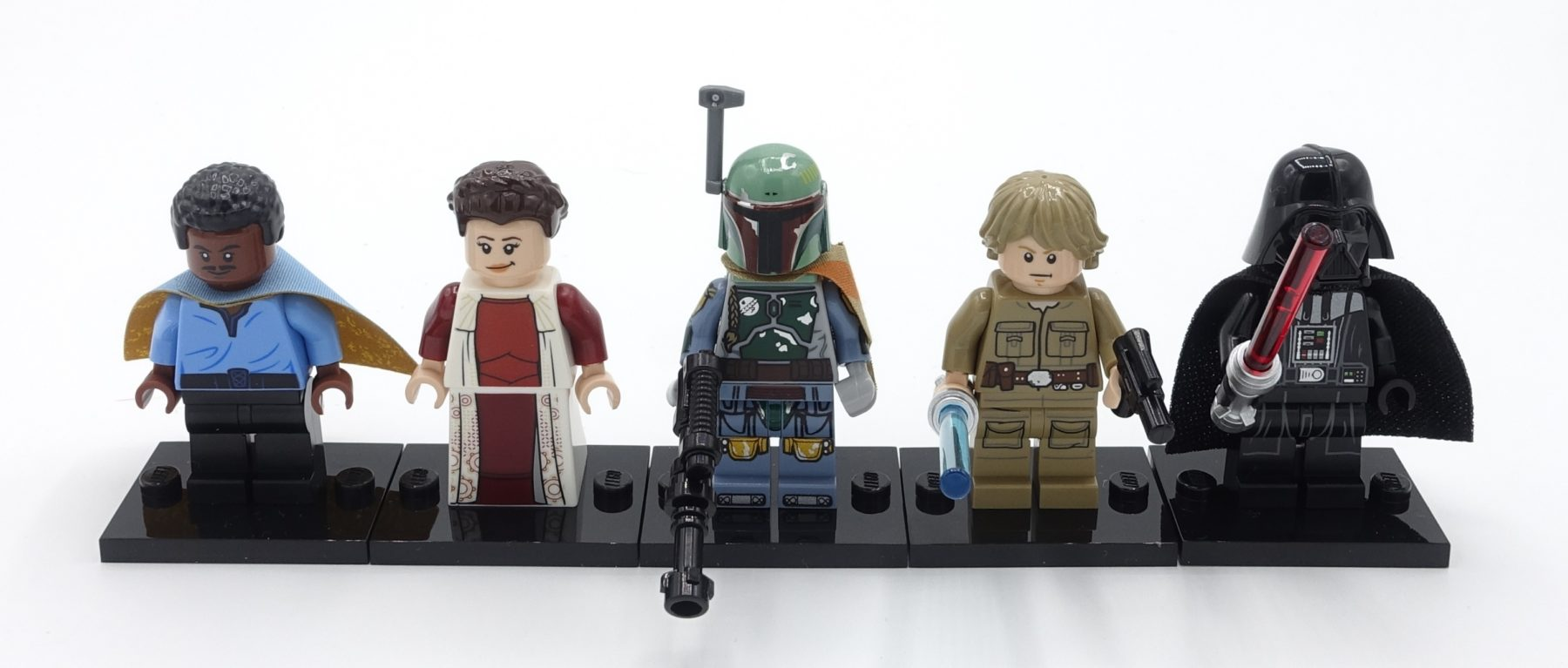 LEGO Star Wars Betrayal at Cloud City Minifiguren