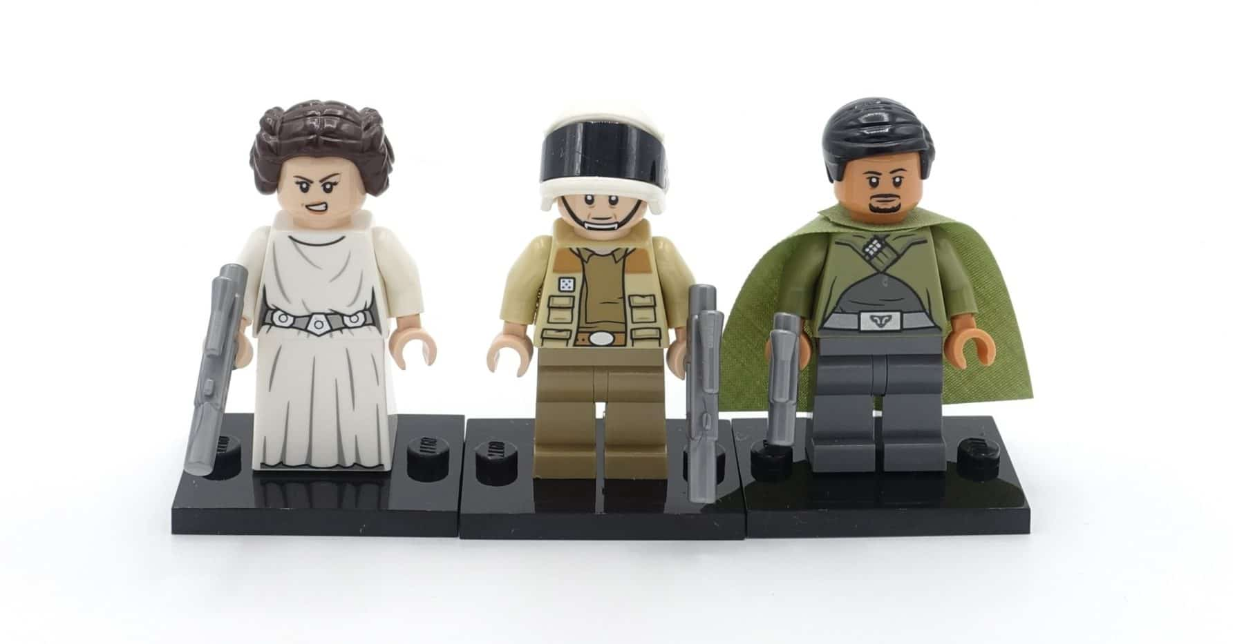 LEGO Star Wars 75244 Tantive IV Minifiguren