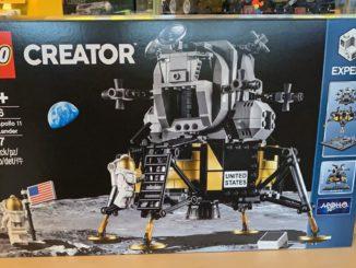 LEGO 10266 Lunar Lander im LEGOLAND Deutschland