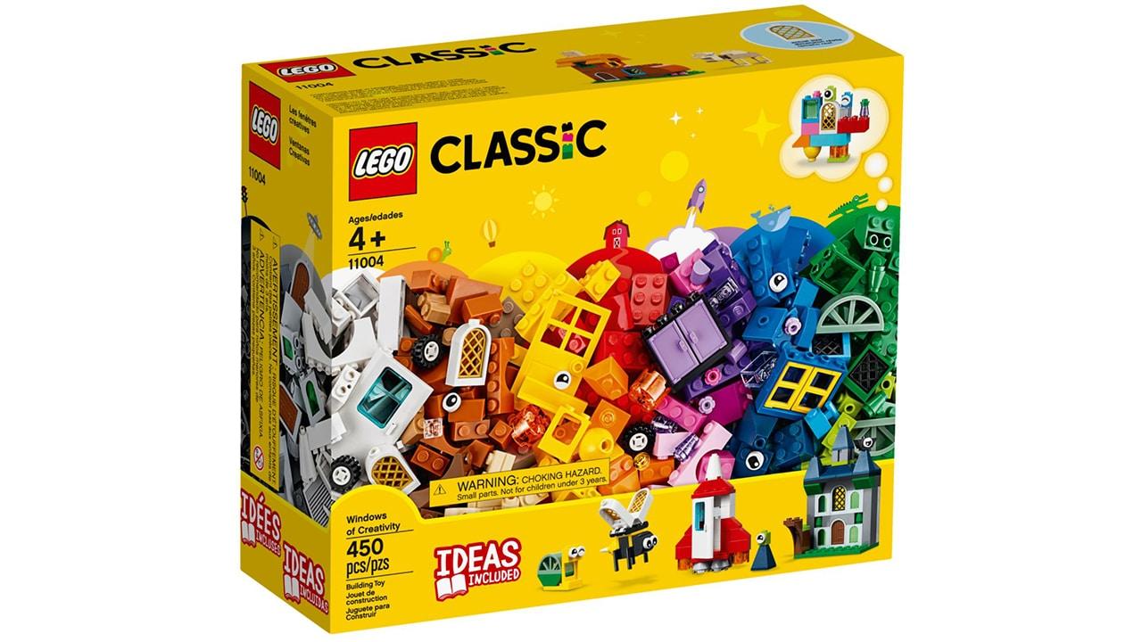 LEGO 11004 Steine Box