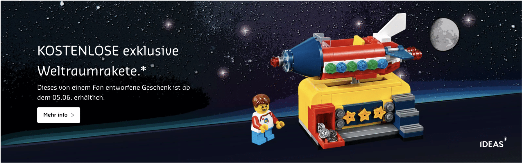 LEGO 40335 Aktionsstart am 05. Juni 2019