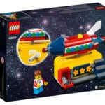 LEGO 40335 Cosmic Rocket Ride