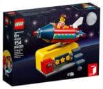 LEGO 40335 Cosmic Rocket Ride