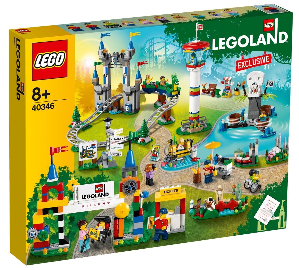 LEGO 40346 LEGOland Park 1