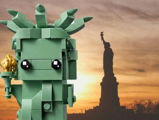 LEGO 40367 Freiheitsstatue BrickHeadz