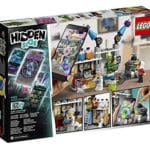 LEGO Hidden Side 70418 Labor Box Hinten