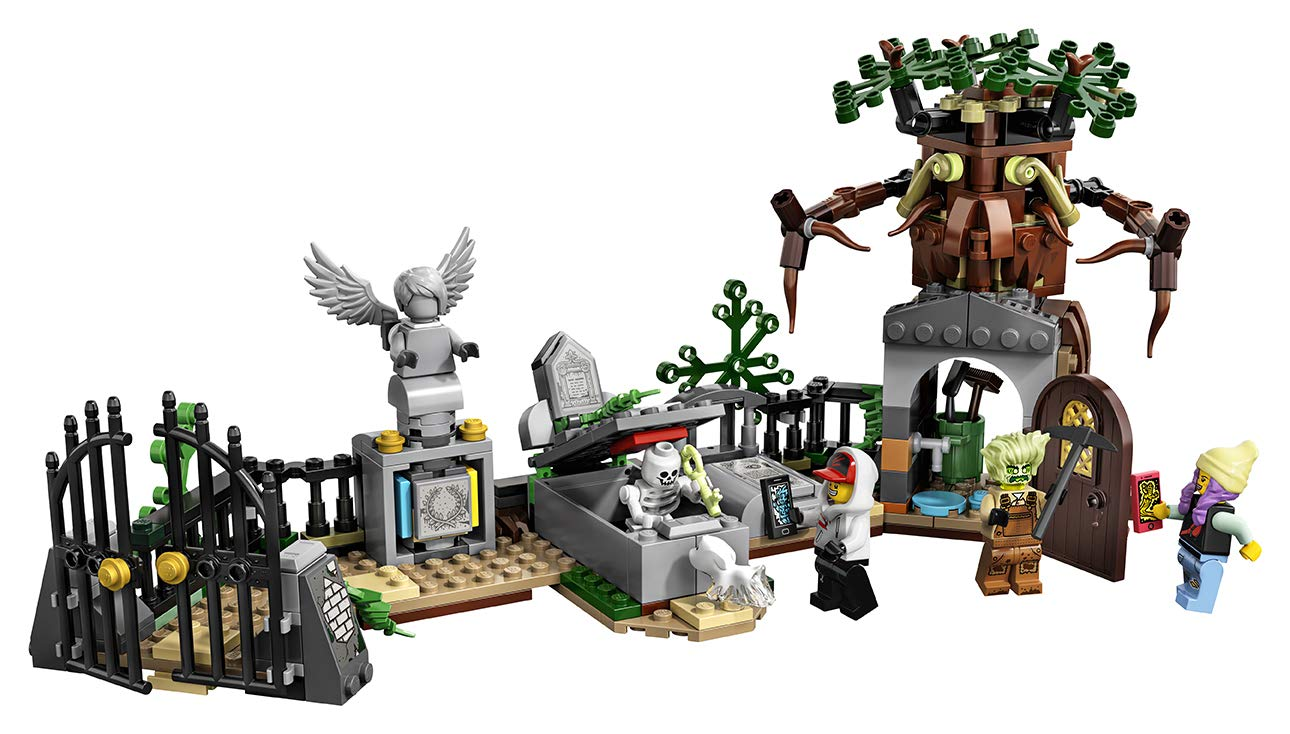 LEGO Hidden Side 70420 Friedhof