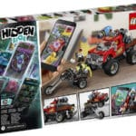 LEGO Hidden Side 70421 Truck Box Hinten