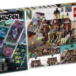 LEGO Hidden Side 70425 High School Box Hinten