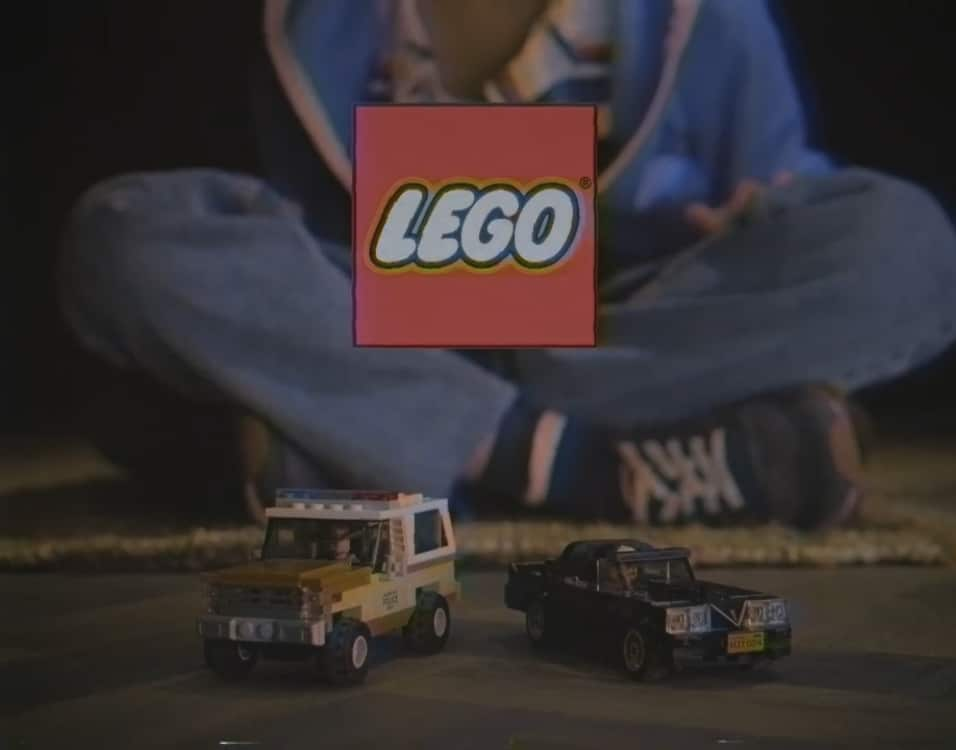 LEGO 75810 Stranger Things Teaser