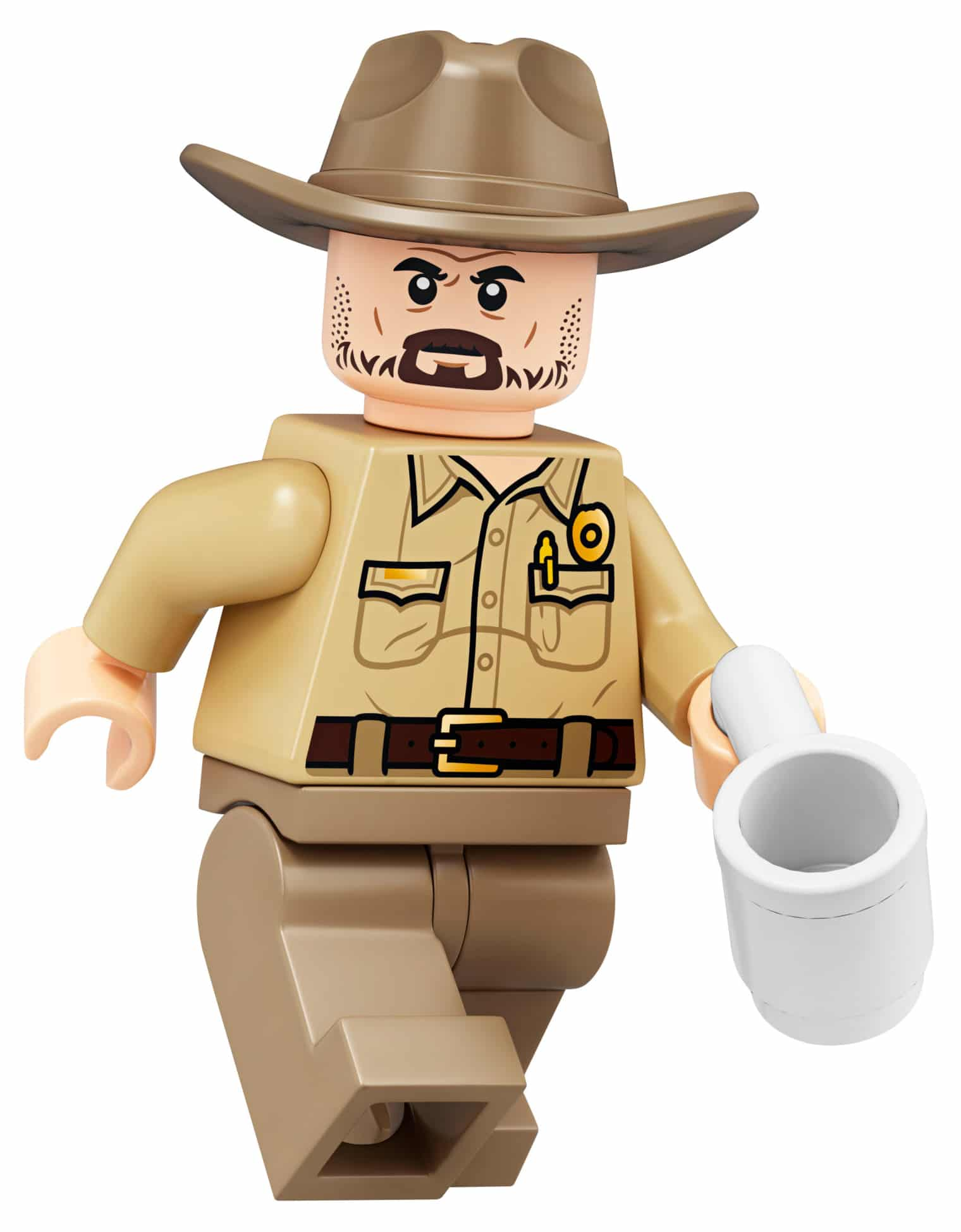 LEGO Stranger Things Chief Hopper