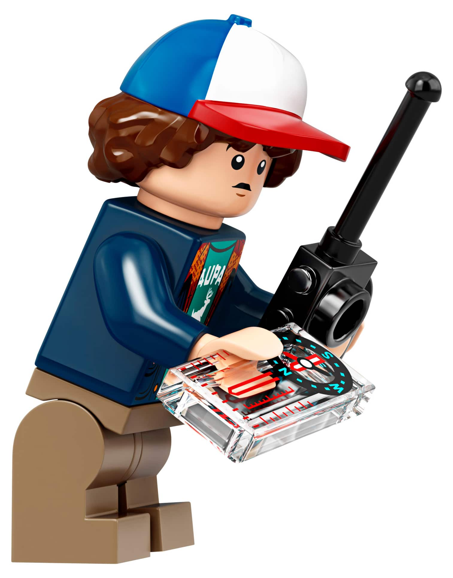 LEGO Stranger Things Dustin Henderson