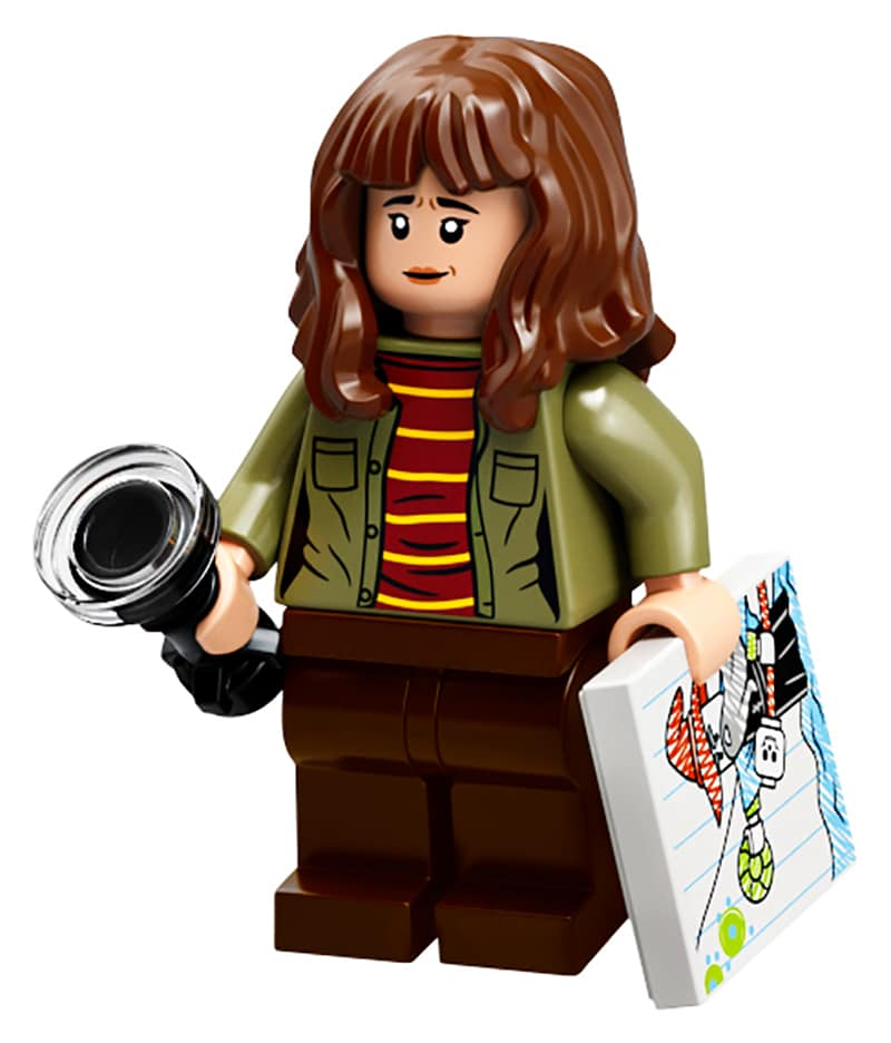 LEGO Stranger Things Joyce Byers