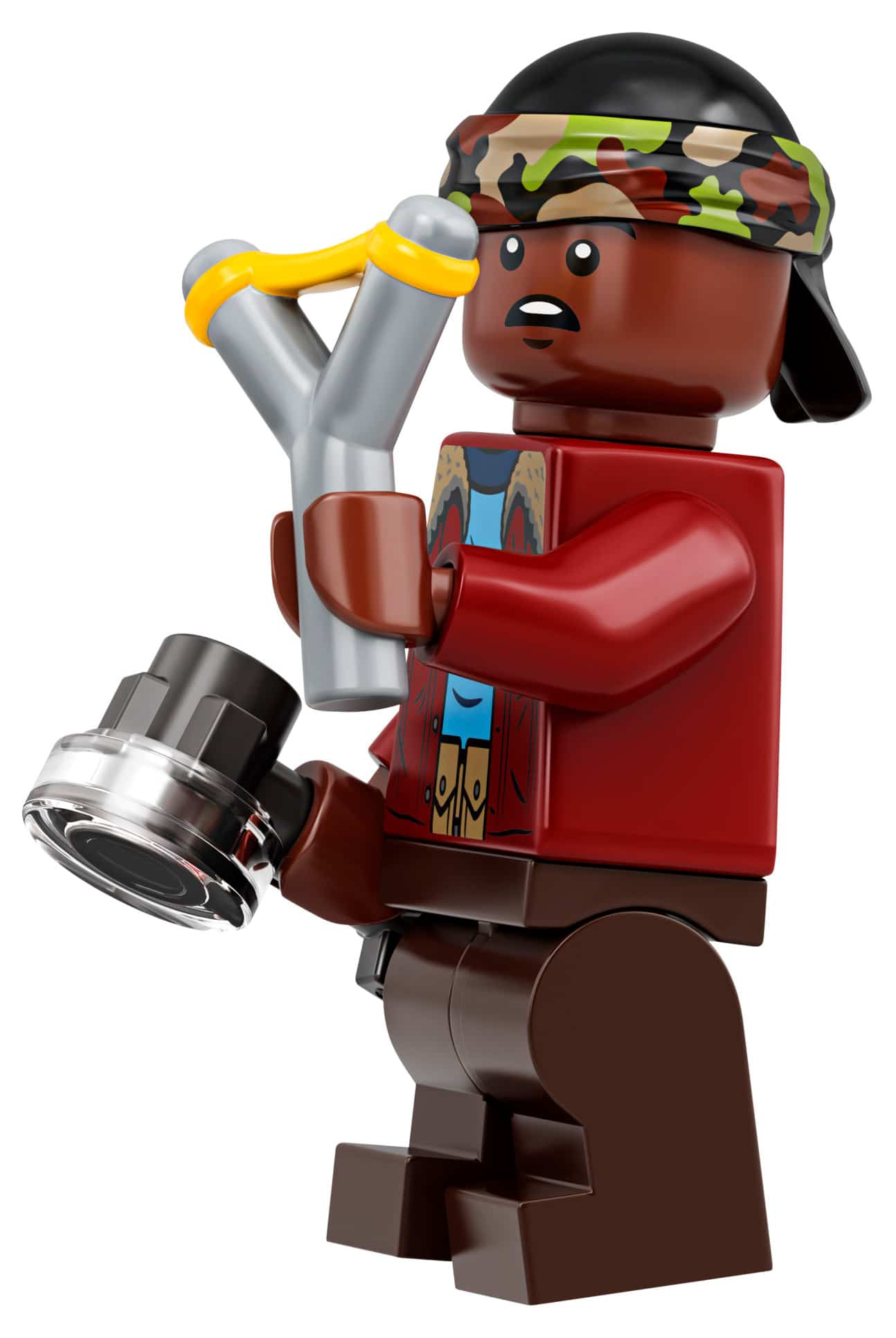 LEGO Stranger Things Lucas Sinclair