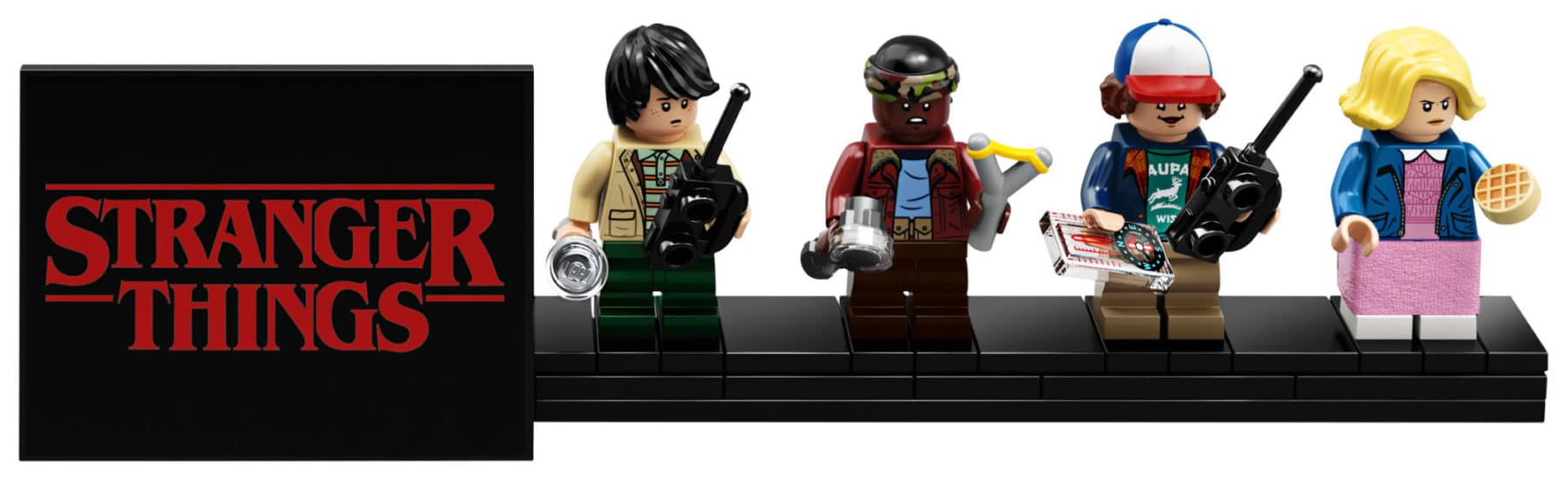 LEGO Stranger Things 75810 Minifiguren