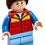 LEGO Stranger Things Will Byers