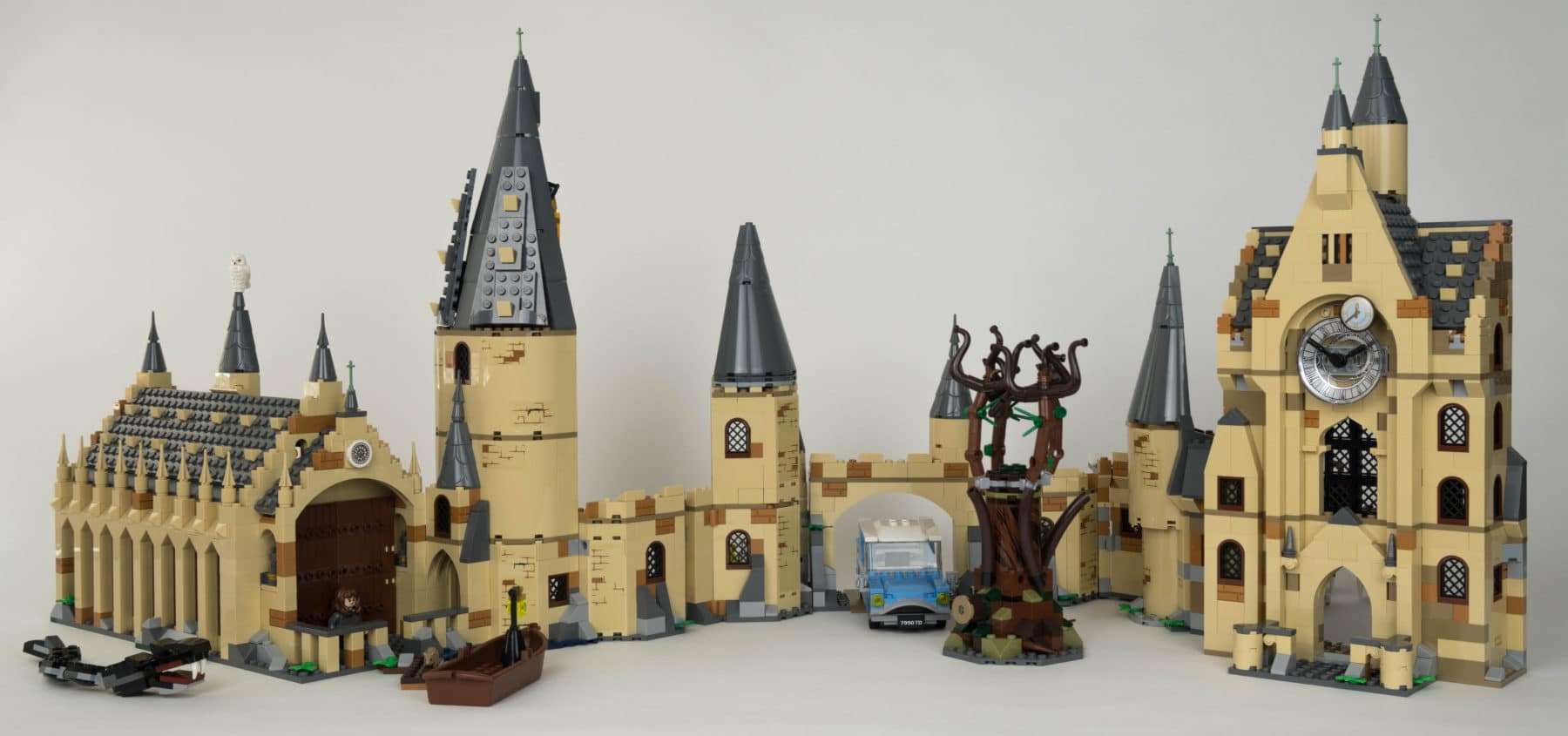 LEGO Harry Potter 75948, 75953 und 75954