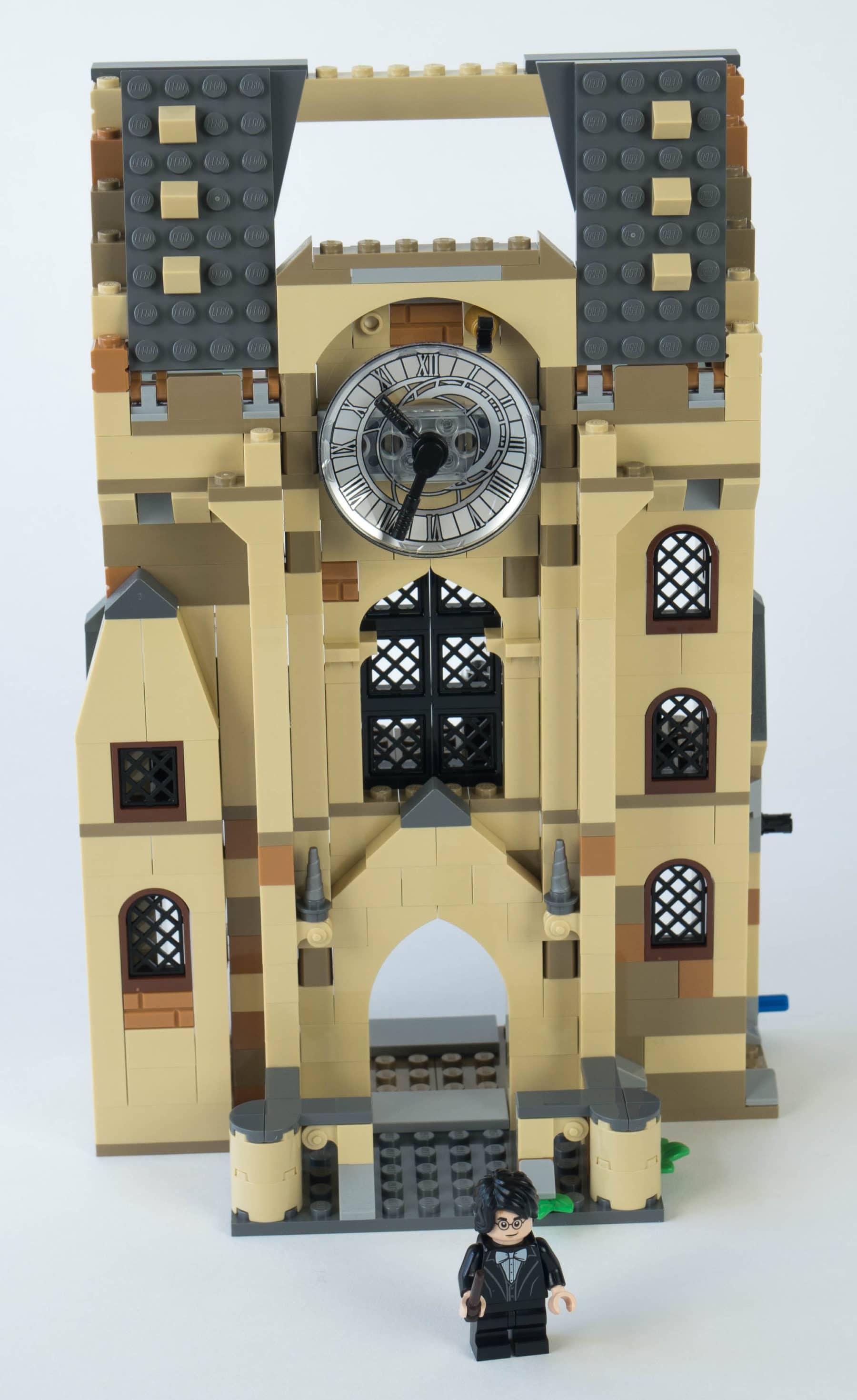 LEGO Harry Potter 75948 Uhrenturm Bauschritt 5