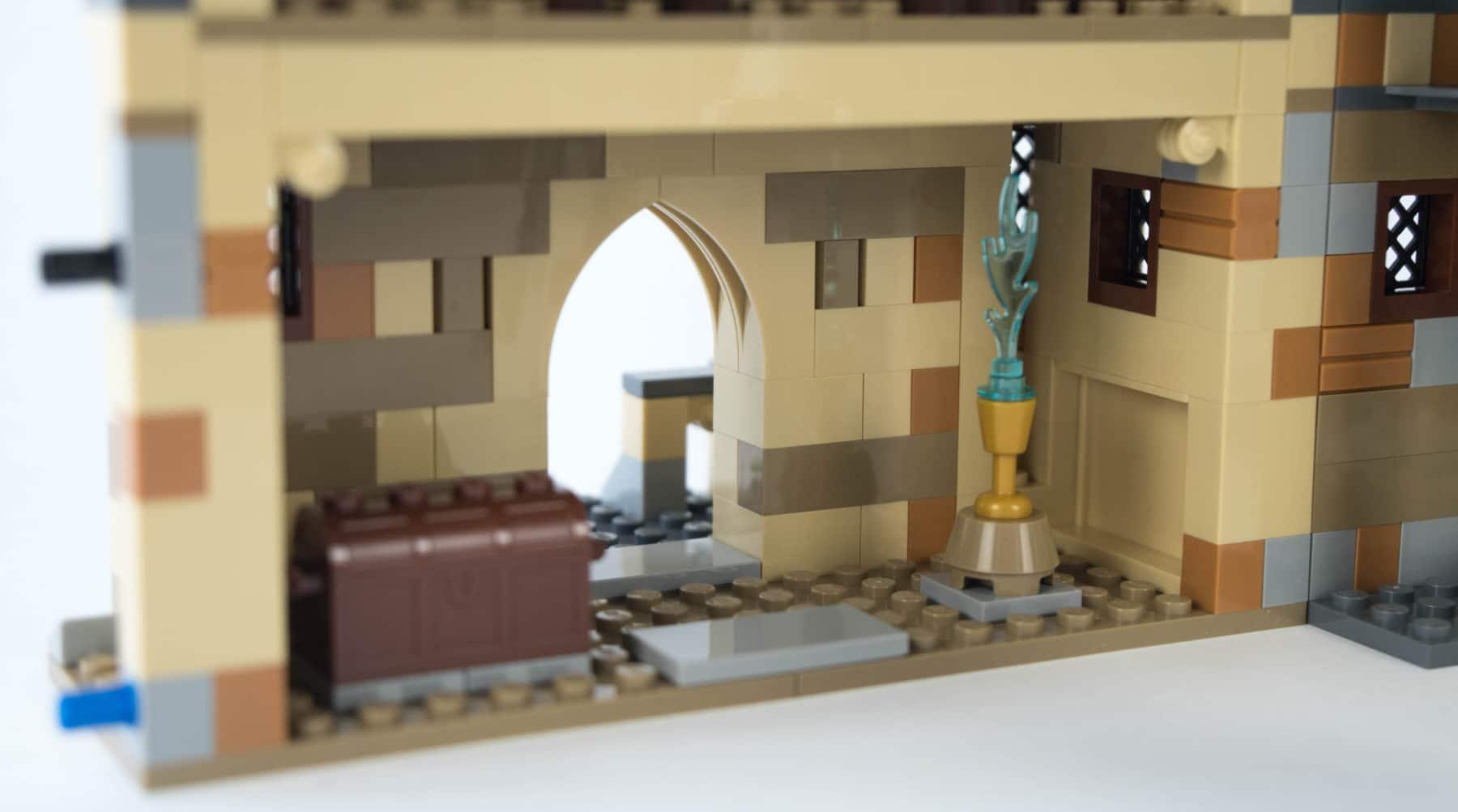 LEGO Harry Potter 75948 Der Feuerkelch