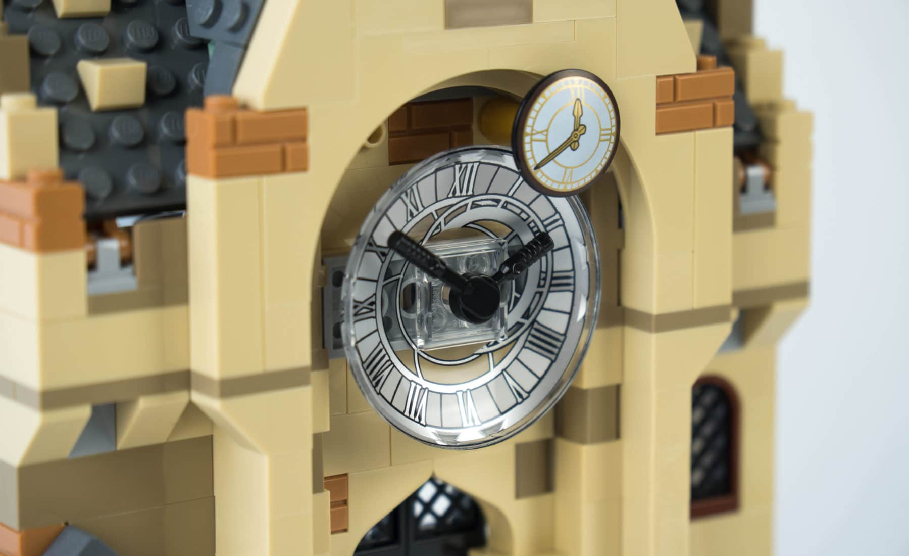 LEGO Harry Potter 75948 Uhr