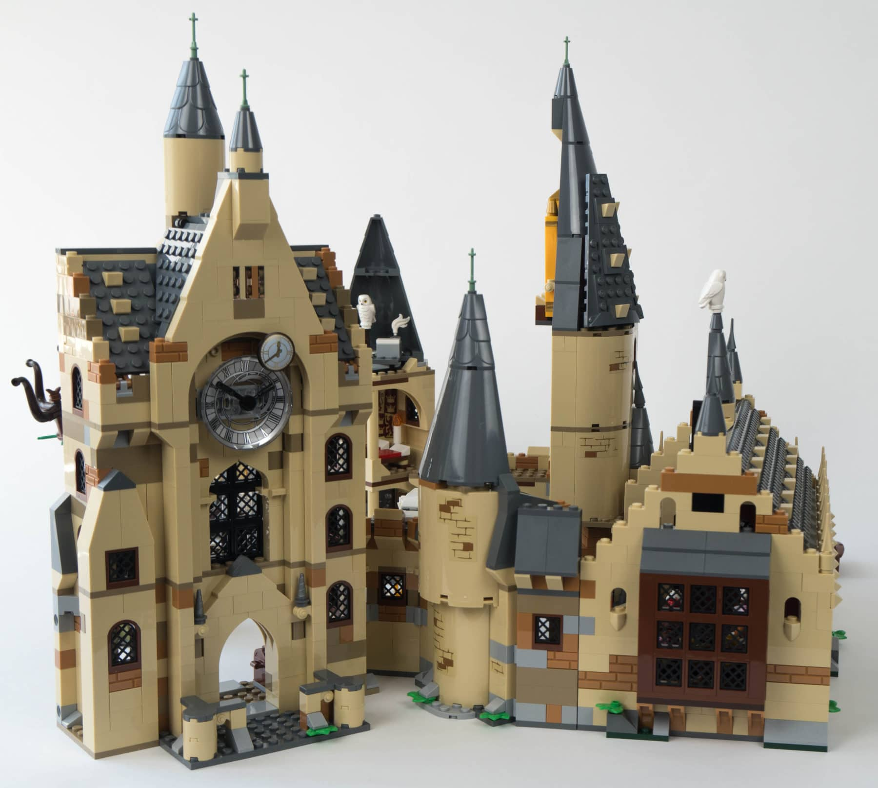 LEGO Harry Potter 75948 +75954