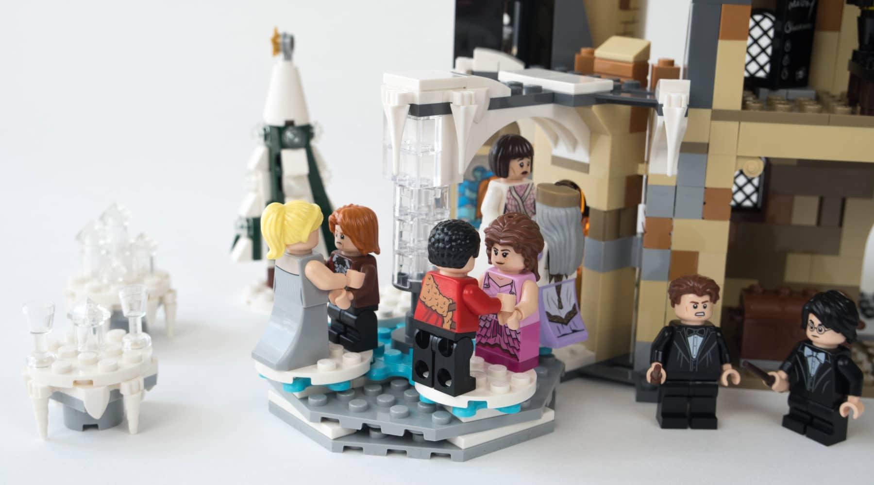 LEGO 75948 Weihnachtsball Tanz