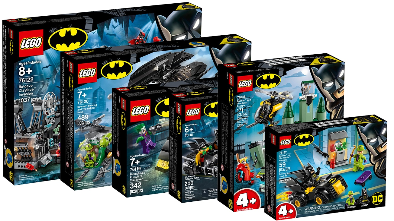 LEGO Batman Sets Juni 2019