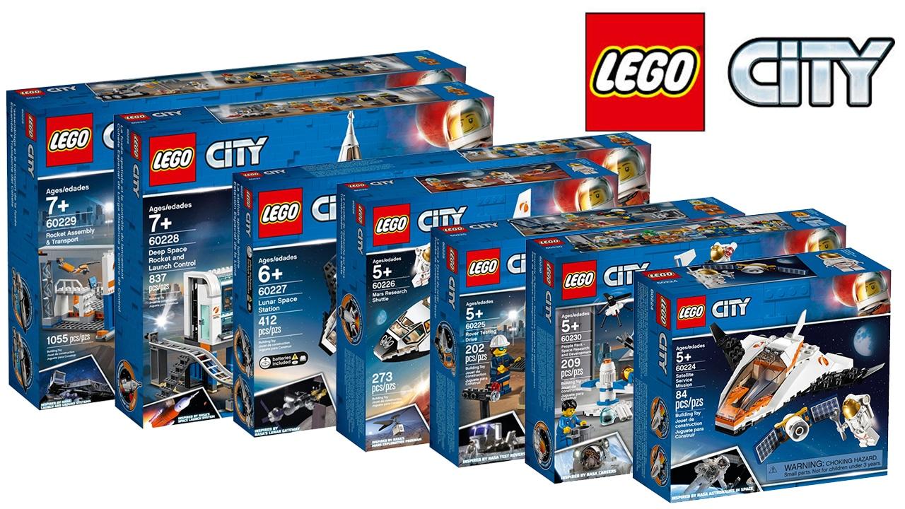 LEGO City Sommer 2019