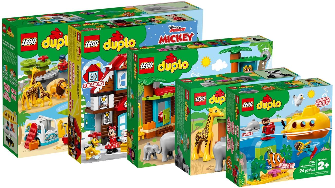 LEGO Duplo Juni 2019