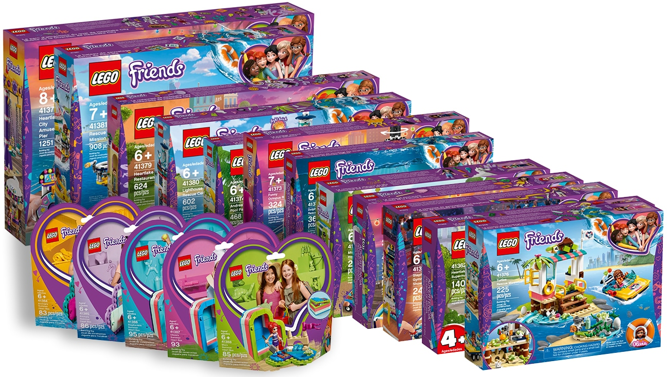 LEGO Friends Juni 2019