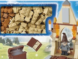 LEGO Harry Potter Buch