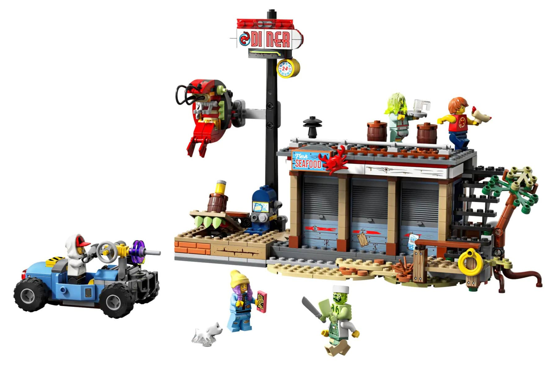 LEGO Hidden Side 70422 Diner