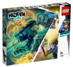 LEGO Hidden Side 70424 Zug Box