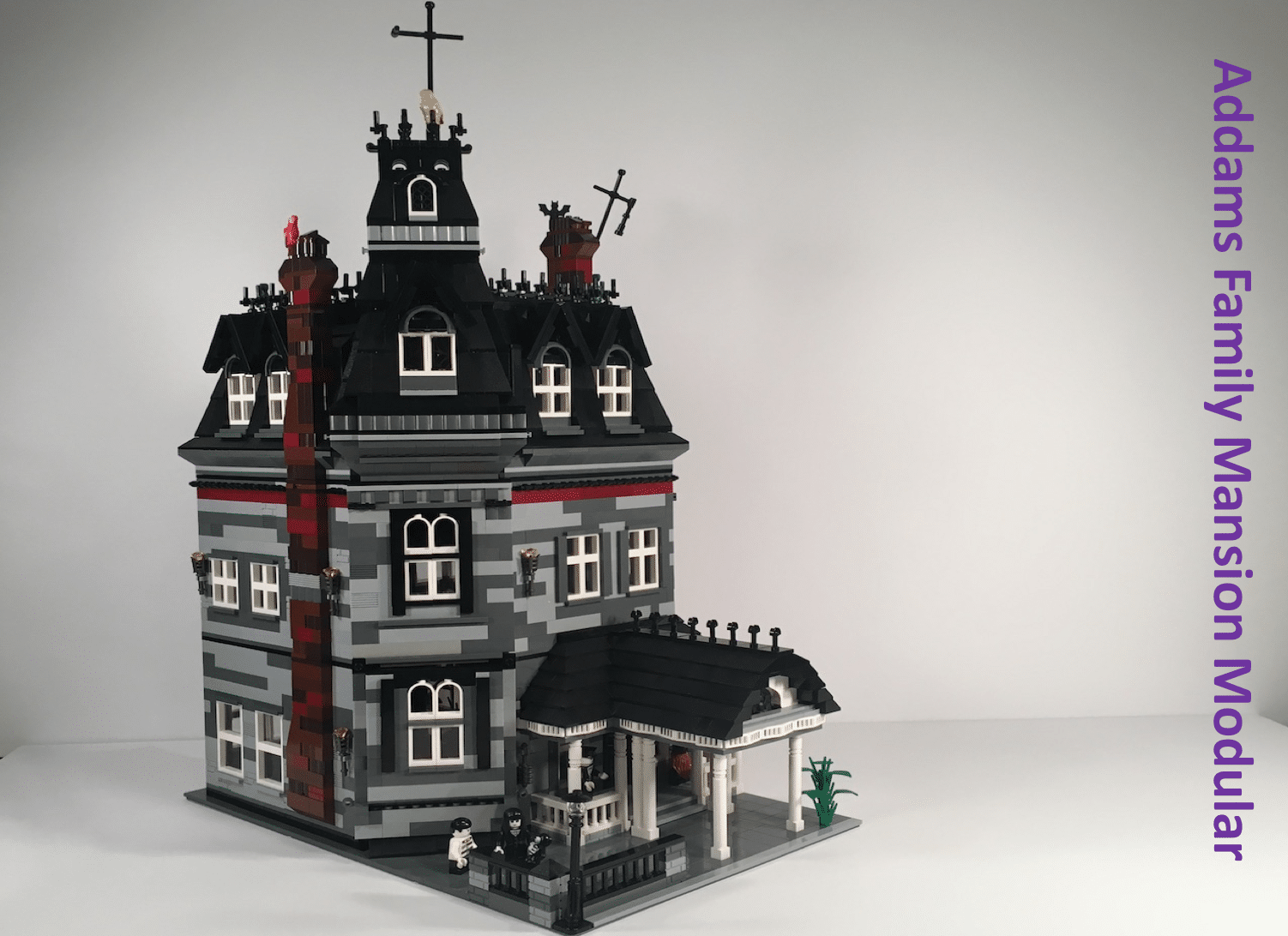 LEGO Ideas The Addams Family