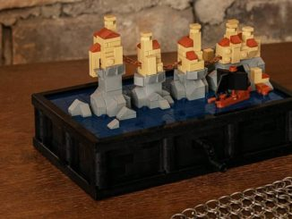 LEGO Pyke Game of Thrones MOC