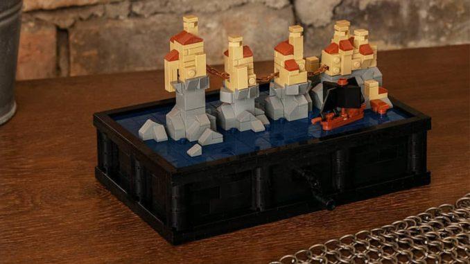 LEGO Pyke Game of Thrones MOC