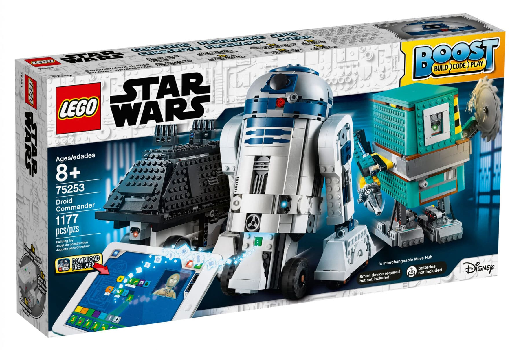 LEGO Star Wars 75253 Boost Droid Commander