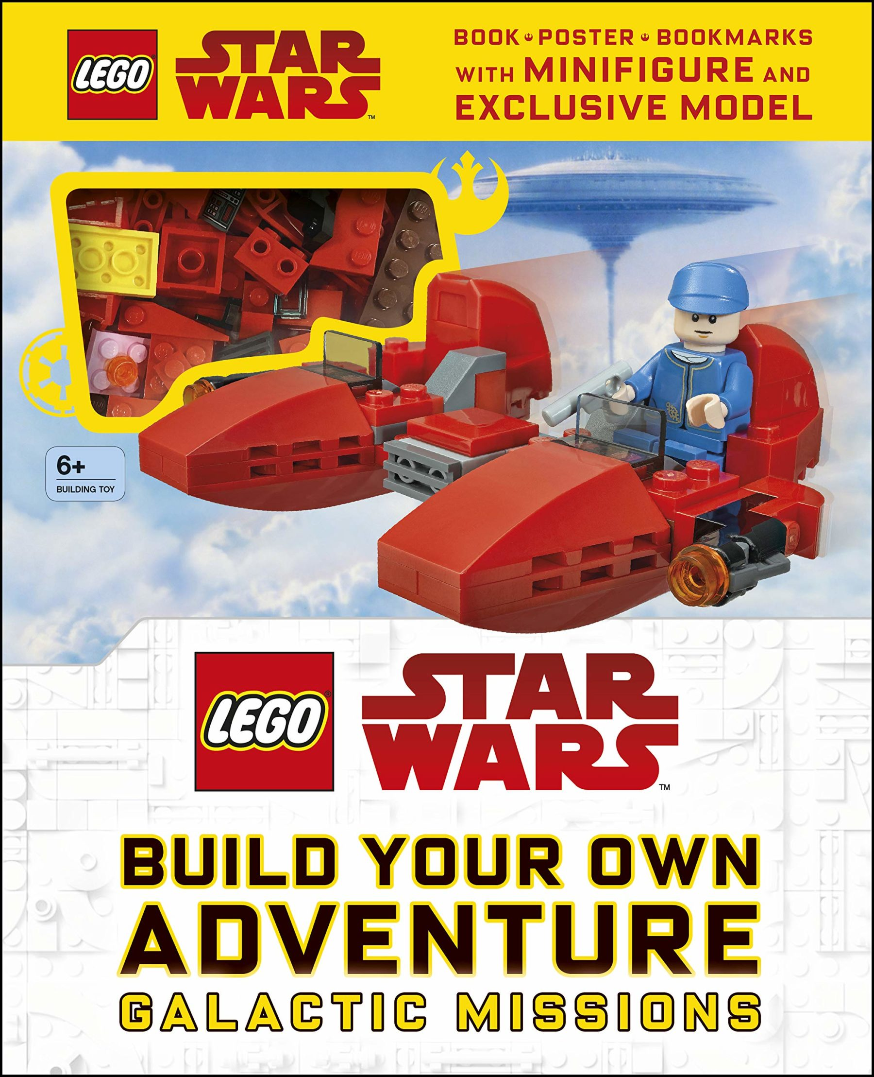 LEGO Star Wars Cloud Car Buch