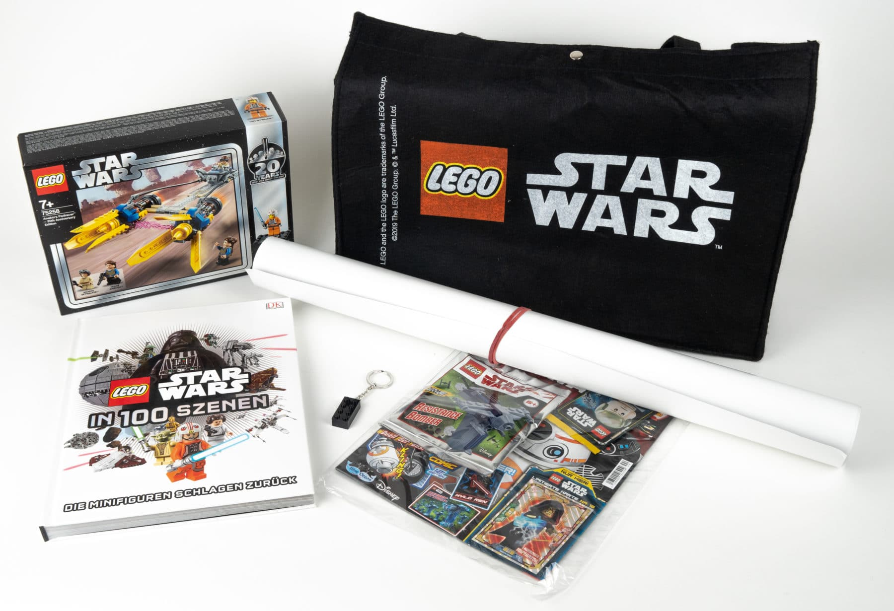 LEGO Star Wars Event München Goodie Bag