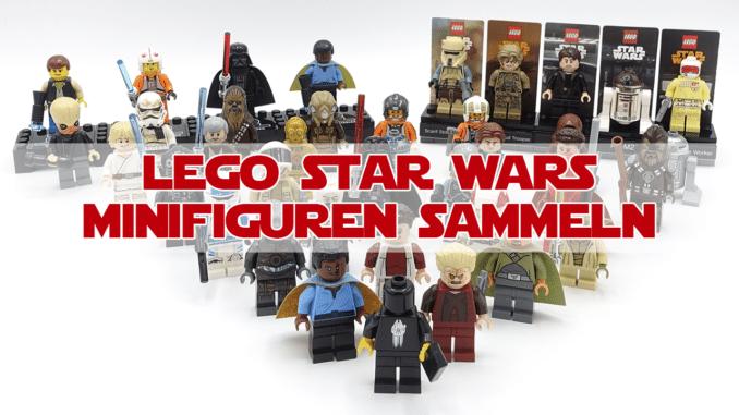 LEGO Star Wars Minifiguren sammeln