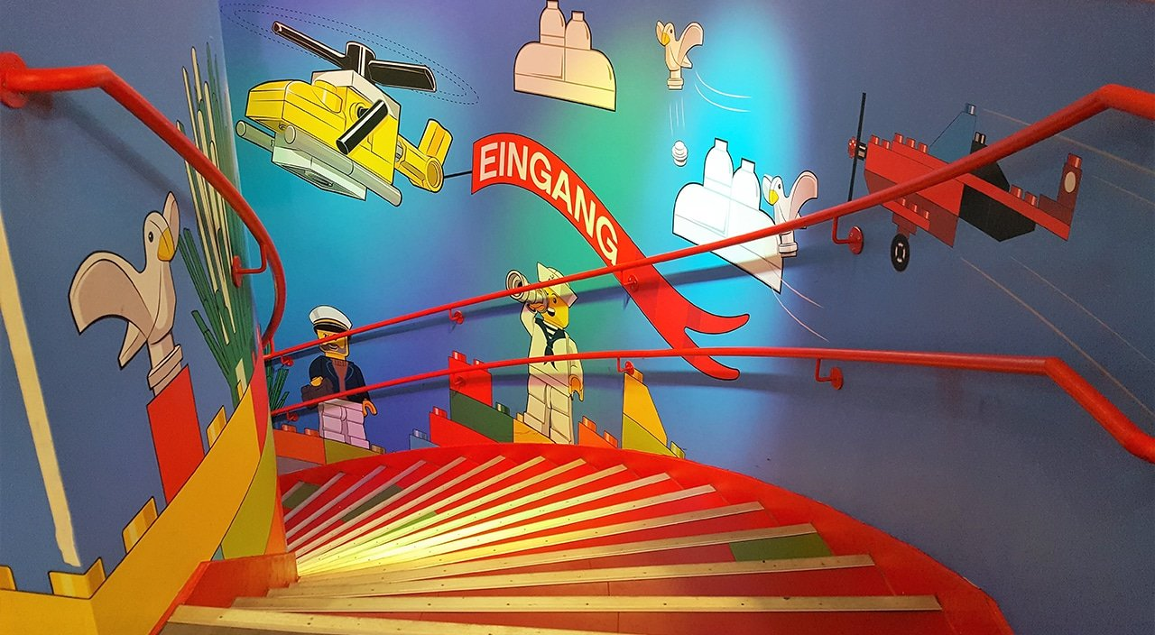 LEGOLAND Discovery Center Fanabend