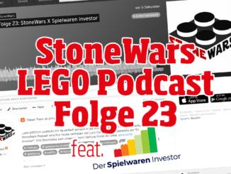 StoneWars Podcast Folge 23