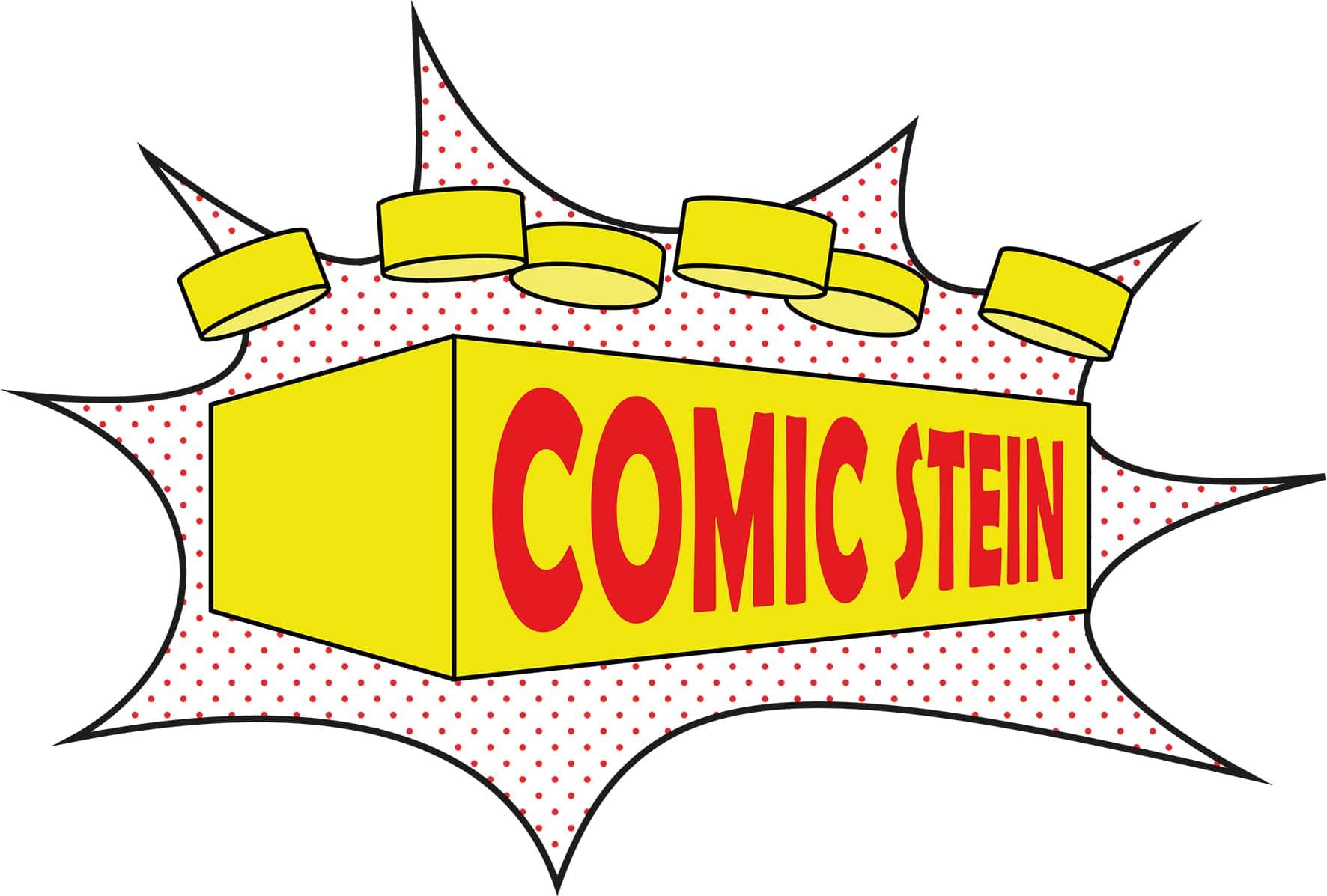 Comic Stein Stuttgart 2019