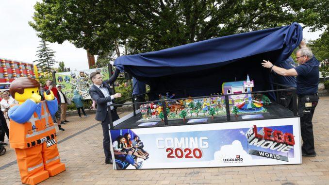 LEGO LAND Billund The LEGO Movie World enthüllt